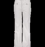 OBERMEYER JUNIOR GIRLS JOLIE SKI PANT - WHITE