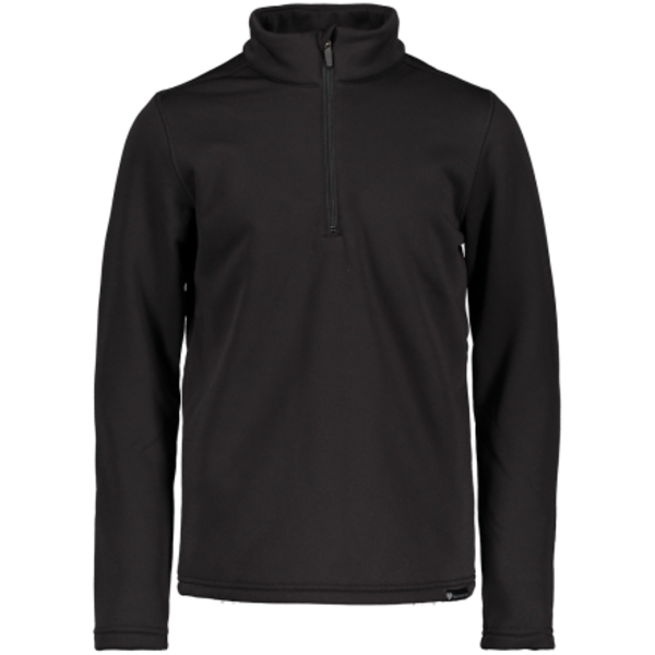 UNISEX ULTRAGEAR BASELAYER 1/4 ZIP TOP - BLACK