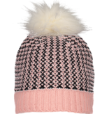 OBERMEYER JUNIOR GIRLS TUCSON POM BEANIE - CHEEKY