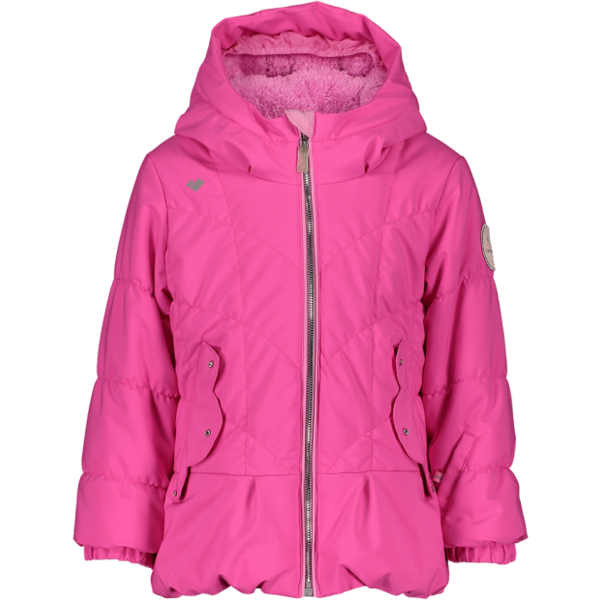 PRESCHOOL GIRLS MARGOT SKI JACKET - PINK POWER