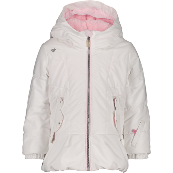 PRESCHOOL GIRLS MARGOT SKI JACKET - WHITE