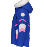 OBERMEYER PRESCHOOL GIRLS KATELYN SKI JACKET - IRIS BLUE