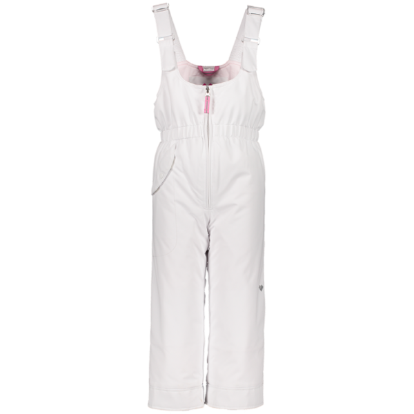 PRESCHOOL GIRLS SNOVERALL SKI PANT - WHITE