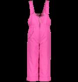 OBERMEYER PRESCHOOL GIRLS SNOVERALL SKI PANT - PINK POWER