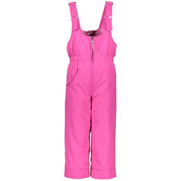 PRESCHOOL GIRLS SNOVERALL SKI PANT - PINK POWER