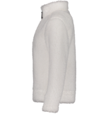 OBERMEYER PRESCHOOL GIRLS SECOND LAYER SUPERIOR GEAR ZIP TOP - WHITE