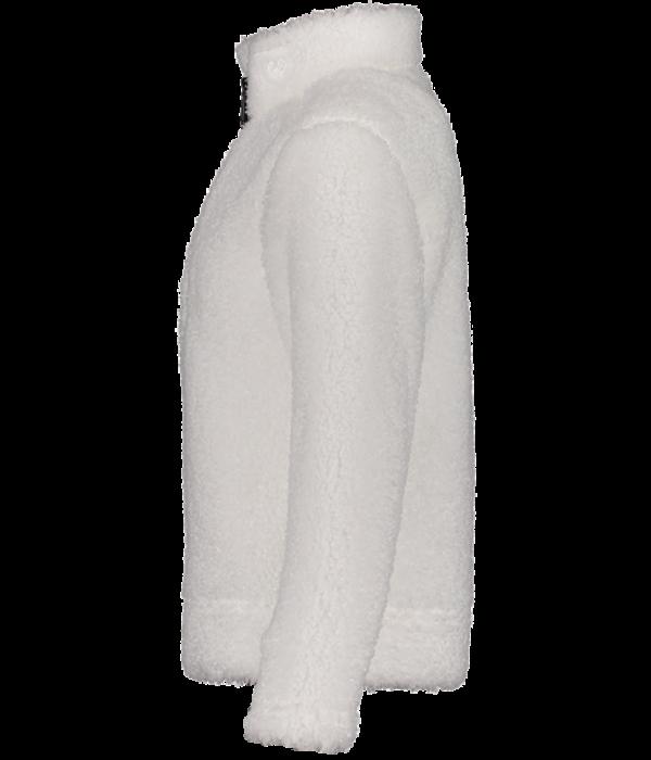 OBERMEYER PRESCHOOL GIRLS SUPERIOR GEAR ZIP TOP - WHITE
