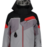 OBERMEYER PRESCHOOL BOYS FORMATION. SKI JACKET - ANCHOR