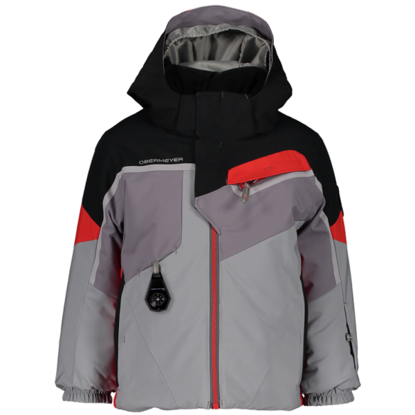 PRESCHOOL BOYS FORMATION. SKI JACKET - ANCHOR