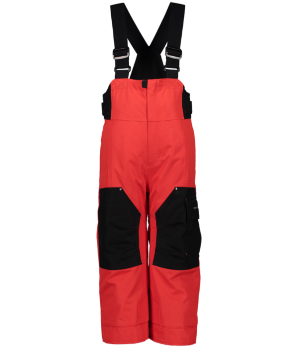 OBERMEYER PRESCHOOL BOYS VOLT SKI PANT - RED