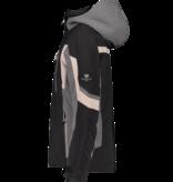 OBERMEYER JUNIOR BOYS MACH 11 SKI JACKET - BLACK