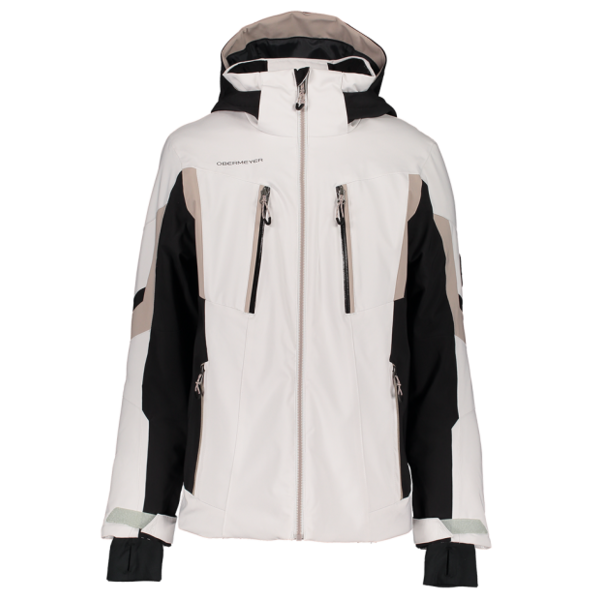 JUNIOR BOYS MACH 11 SKI JACKET - FOG