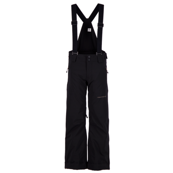 JUNIOR BOYS ENFORCER SKI PANT - BLACK