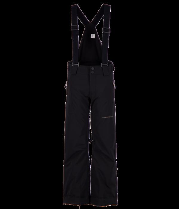 OBERMEYER JUNIOR BOYS ENFORCER SKI PANT - BLACK