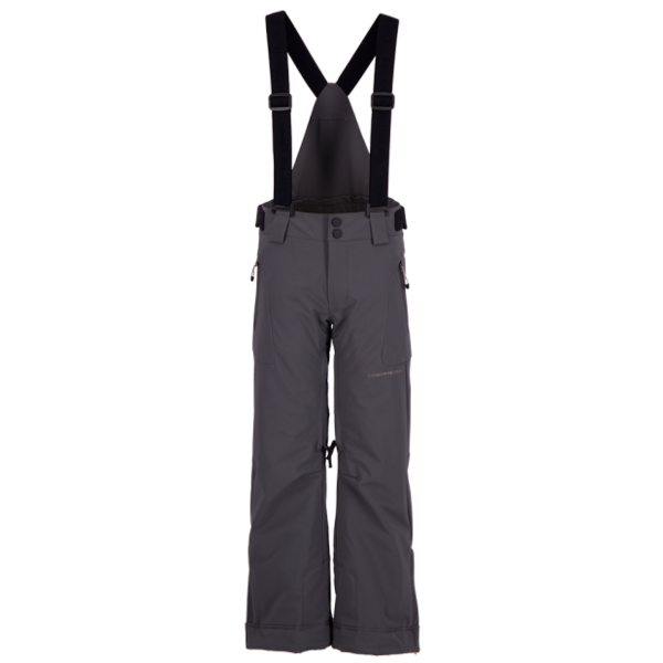 JUNIOR BOYS ENFORCER SKI PANT - COAL