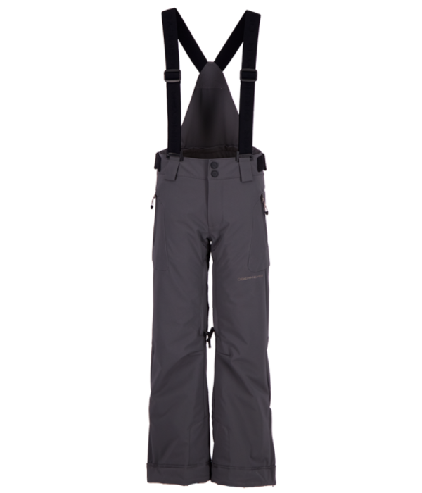 OBERMEYER JUNIOR BOYS ENFORCER SKI PANT - COAL