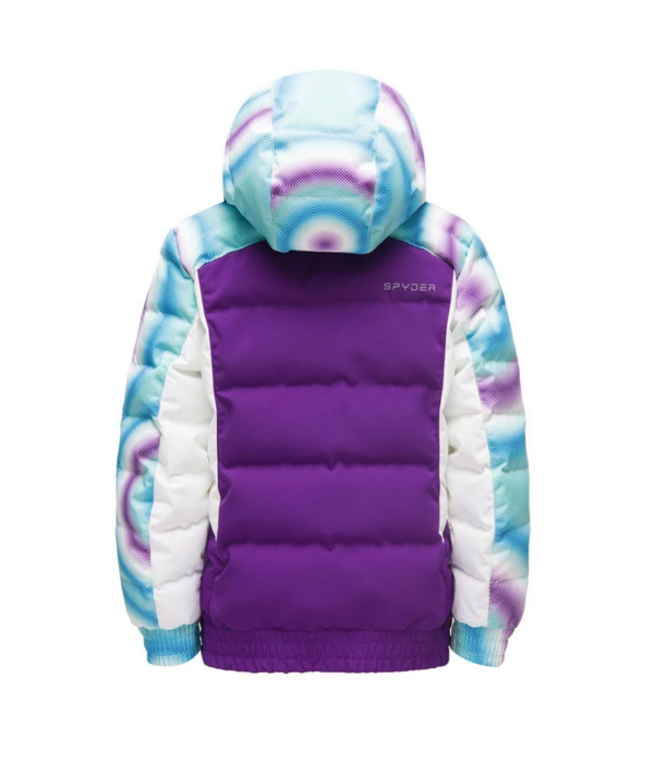 SPYDER BITSY GIRL ATLAS JACKET - MAJESTY