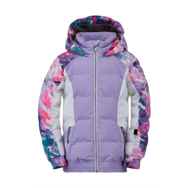 BITSY GIRLS ATLAS SKI JACKET - WISH