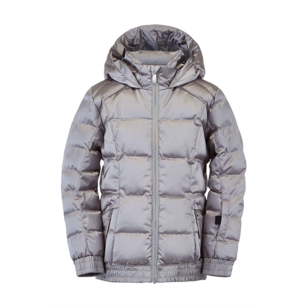 BITSY GIRLS ATLAS SKI JACKET - SILVER