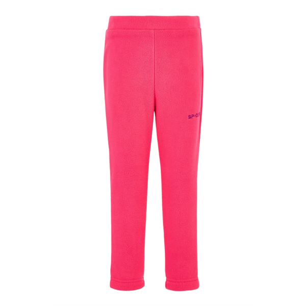 BITSY GIRL SPEED FLEECE PANT - BRYTE BUBBLEGUM