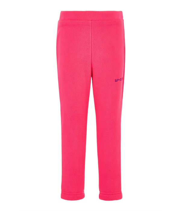 SPYDER BITSY GIRL SPEED FLEECE PANT - BRYTE BUBBLEGUM