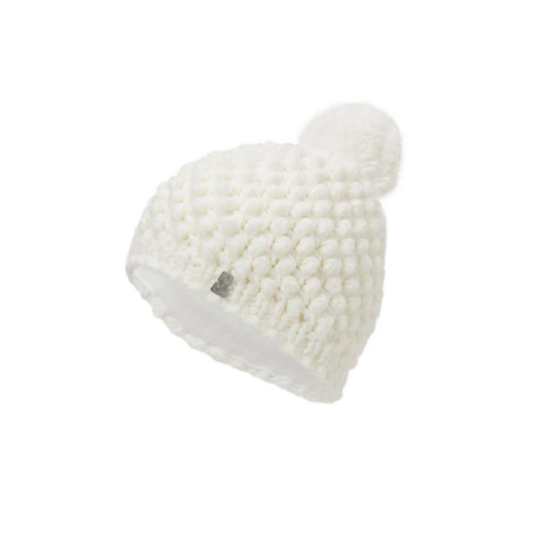BITSY GIRLS BRRR BERRY HAT - WHITE