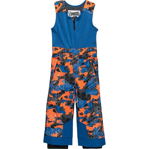 MINI BOYS EXPEDITION SKI PANT - CAMO MAZE PRINT