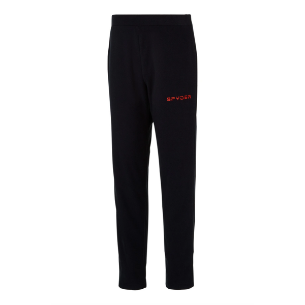 MINI BOYS SECOND LAYER SPEED FLEECE PANT - BLACK