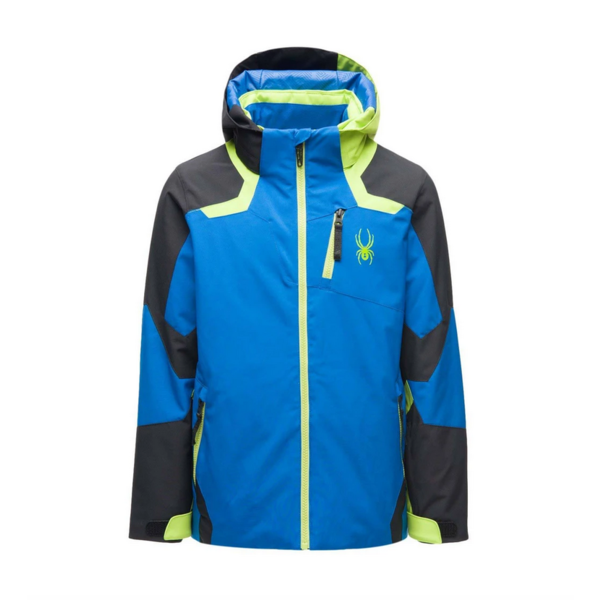 JUNIOR BOYS LEADER SKI JACKET - OLD GLORY