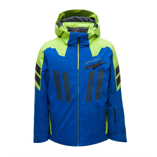 JUNIOR BOYS MONTEROSA GTX SKI JACKET - OLD GLORY