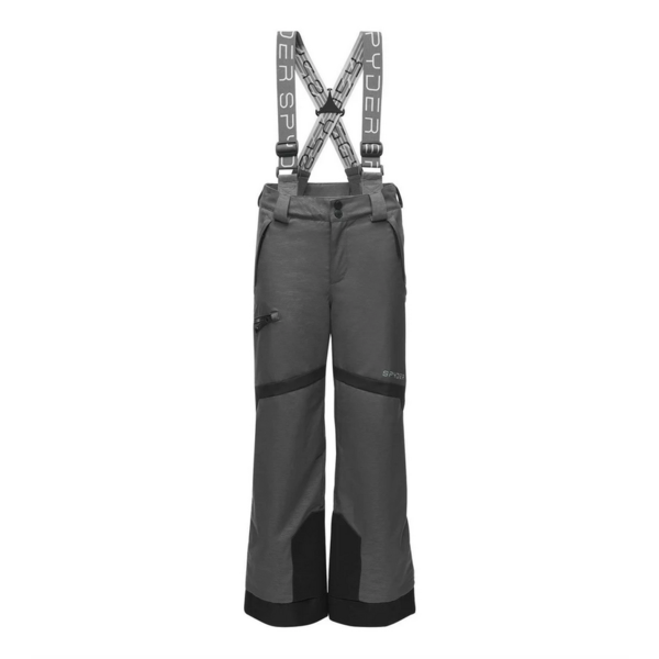 JUNIOR BOYS PROPULSION SKI PANT - LINEAR EMBOSS
