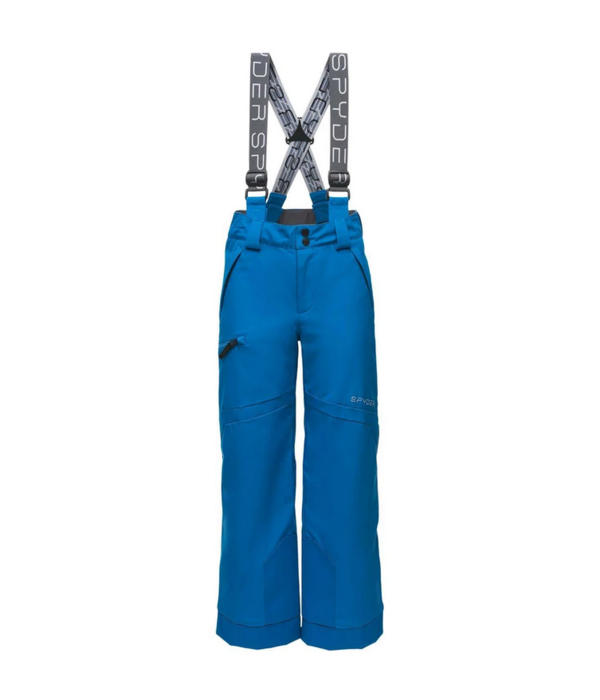 SPYDER JUNIOR BOYS PROPULSION SKI PANT - OLD GLORY - SIZE 12 ONLY