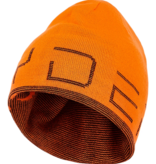 SPYDER JUNIOR BOYS REVERSIBLE BUG HAT - BRYTE ORANGE