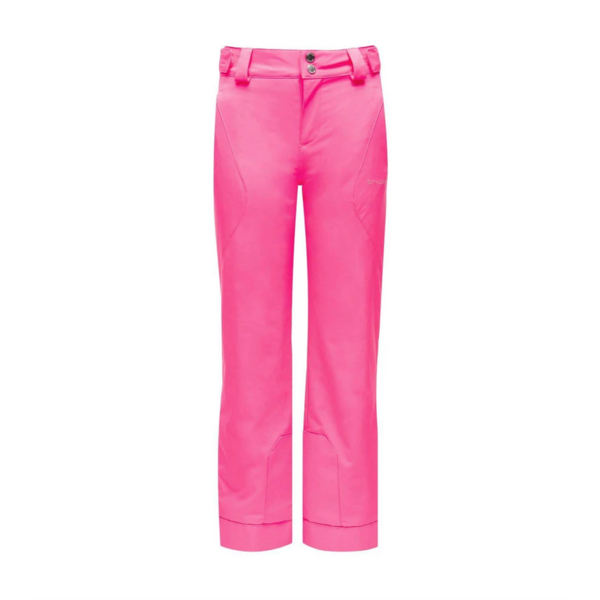JUNIOR GIRLS OLYMPIA PANT - BRYTE BUBBLEGUM - SIZE 16 ONLY