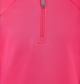 SPYDER JUNIOR GIRLS SAVONA T-NECK - BRYTE BUBBLEGUM