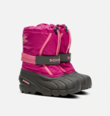 SOREL CHILDRENS FLURRY BOOT - BLUSH