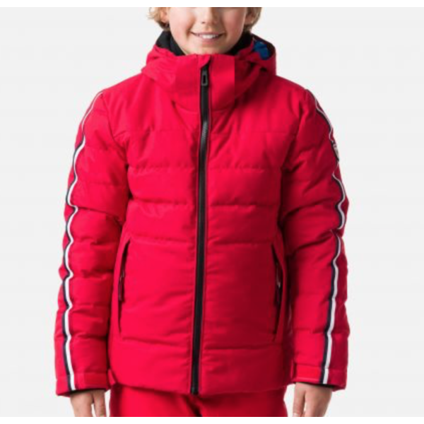 JUNIOR BOYS HIVER POLYDOWN SKI JACKET