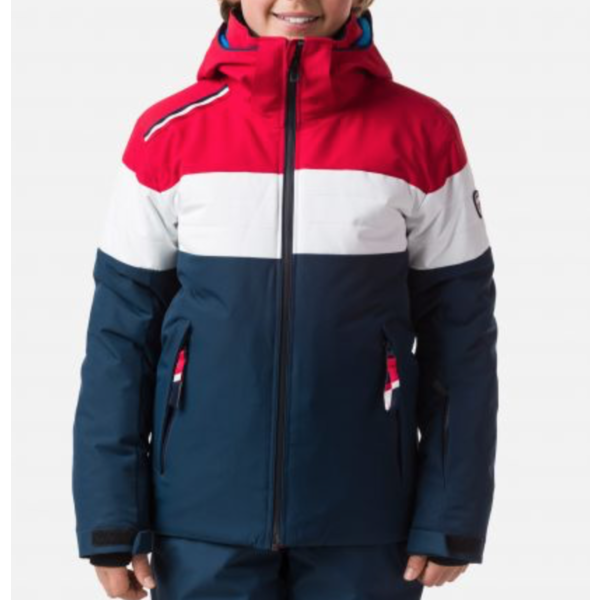 JUNIOR BOYS PADDED SKI JACKET