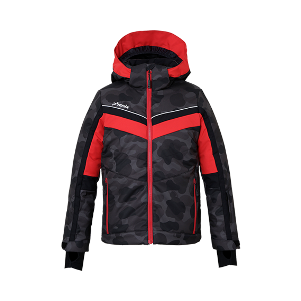 JUNIOR BOYS ARIES JR SKI JACKET