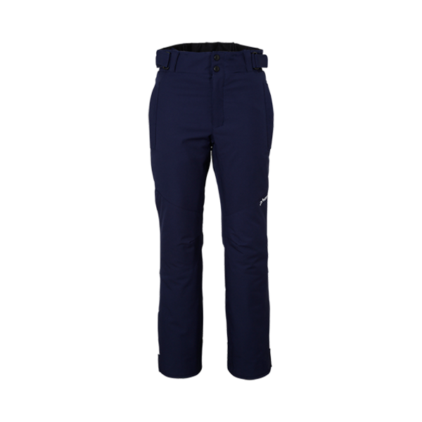 JUNIOR BOYS LEO JR SALOPETTE SKI PANT - NAVY