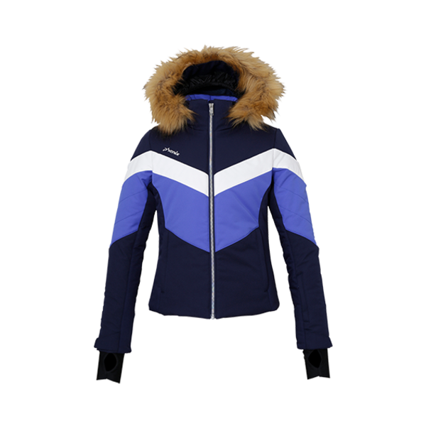 JUNIOR GIRLS TAURUS JR SKI JACKET - NAVY
