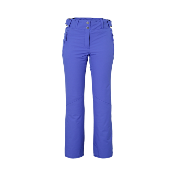 JUNIOR GIRLS SCORPIO JR SALOPETTE SKI PANT - BLUE