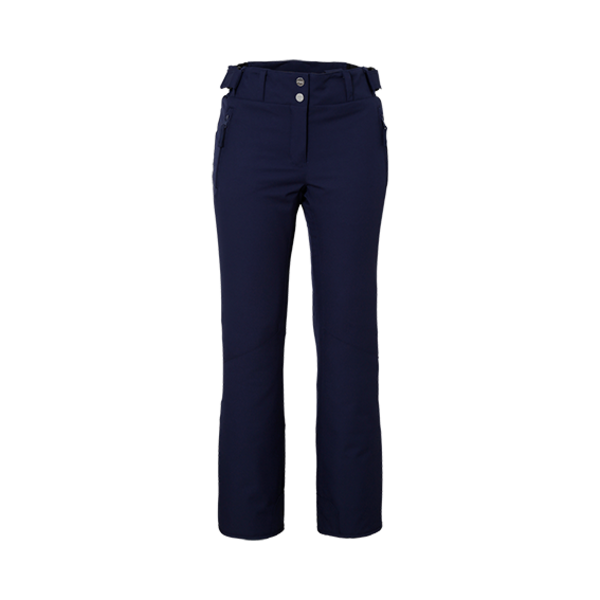 JUNIOR GIRLS SCORPIO JR SALOPETTE SKI PANT - NAVY