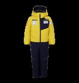 PHENIX BOYS NORWAY TEAM TREASURE 1PC SNOWSUIT - YELLOW