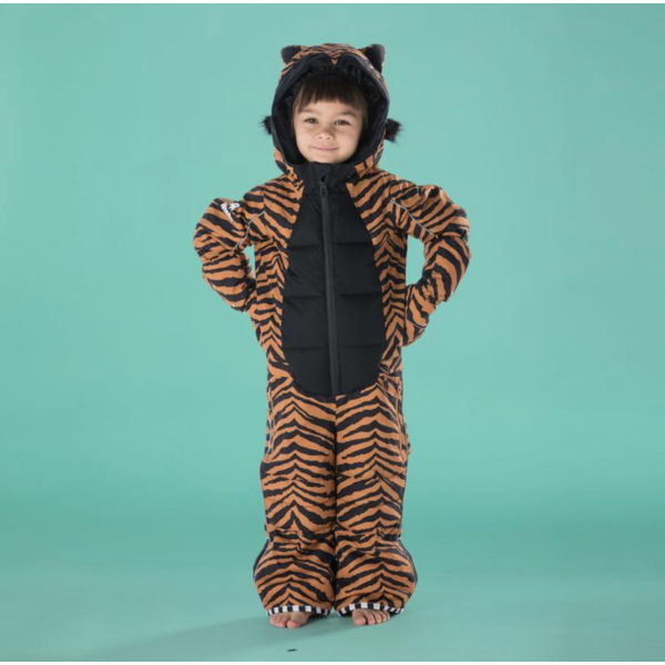 TIGER WINTER JUMPSUIT