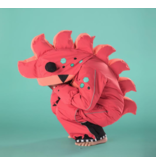 WEEDO PINK DINOSAUR WINTER JUMPSUIT - AGES 4-6 YEARS ONLY