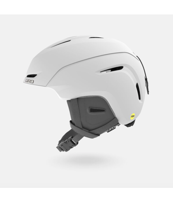 GIRO NEO JR MIPS HELMET - MATTE WHITE - MEDIUM 55.5-59. CM ONLY
