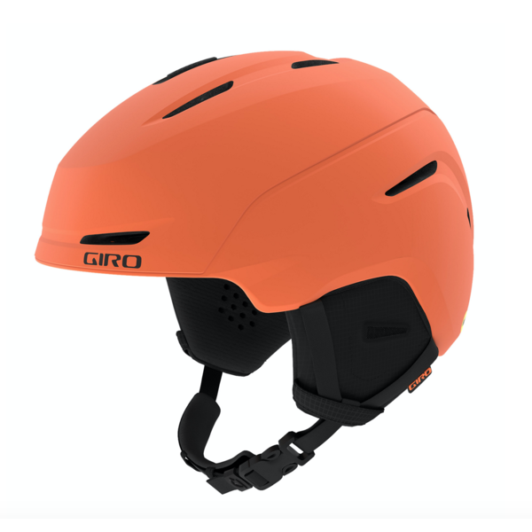 NEO JR MIPS HELMET - MATTE DEEP ORANGE