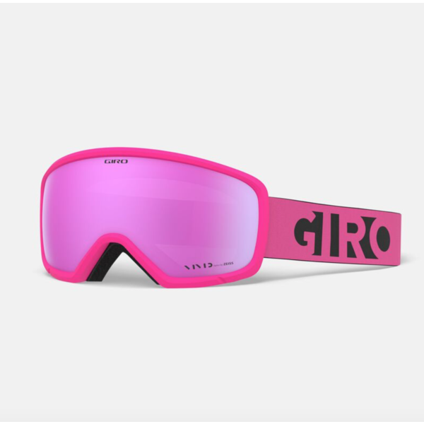 RINGO JR GOGGLE - PINK BLACK BLOCKS