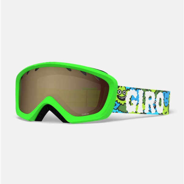 CHICO GOGGLES - LILNUGS GREEN WITH AR40 LENS